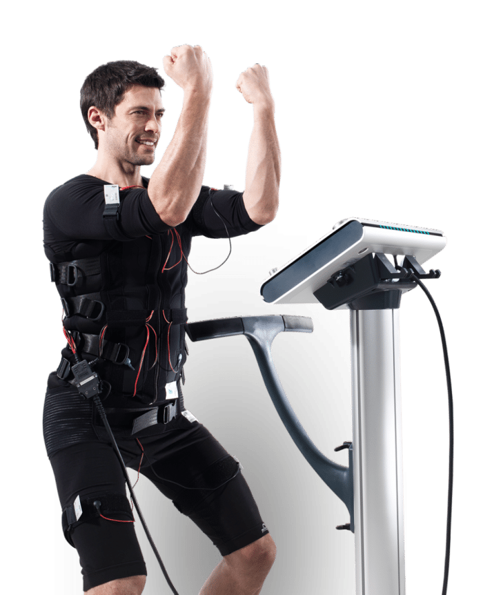 Miha bodytec Paris
